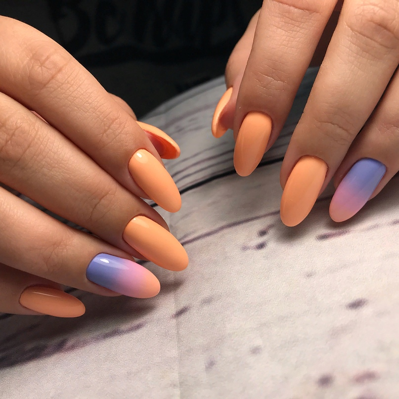 Новинки дизайна ногтей 2018, изображение №30