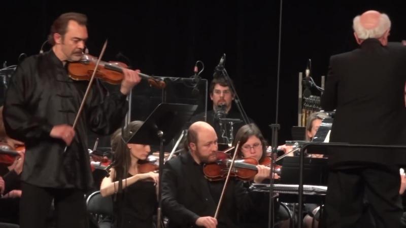 La Septième Cible - Vladimir Cosma (Live, 2014)