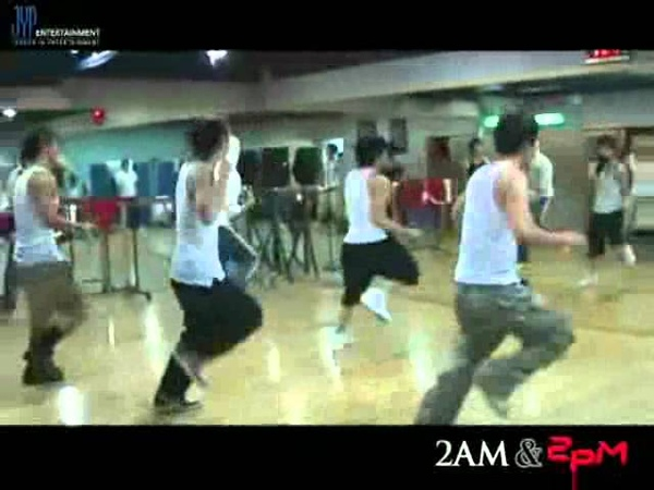 080918 M Countdown Heros JYP Medley 2AM 2PM (Practice)