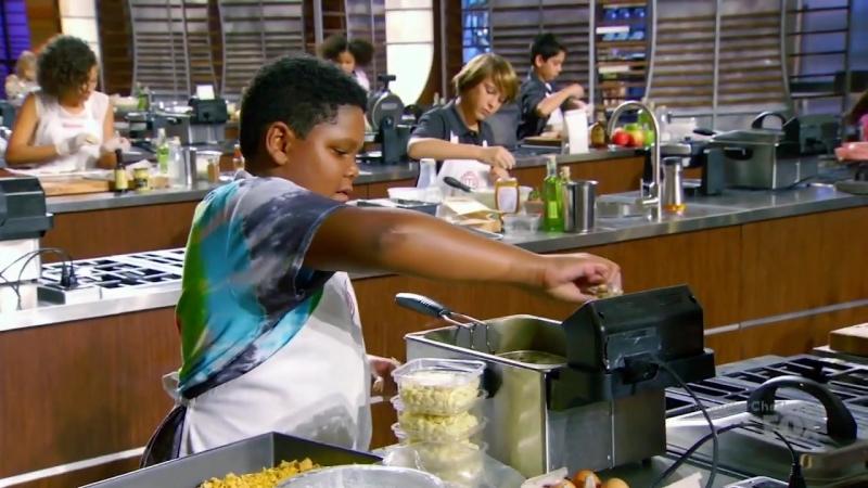Лучший повар Америки Дети 6 сезон 4 серия MasterChef Junior