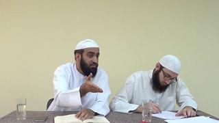 Сорок хадисов о правах Господа миров    Шейх Валид Аль-Абри    Девятый урок (2/2)