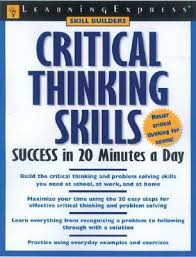 critical thinking skills success in 20 minutes a day - lauren starkey