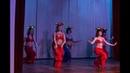 Группа Азиза СВТ ЭльДанс Цветочный сад (Танец с подносами)