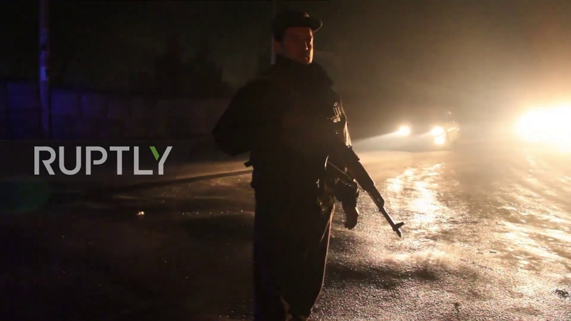 Afghanistan 10 dead after attack on British firm G4S's Kabul compound
