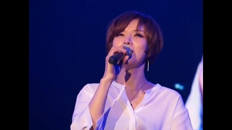 18.08.24 Gummy - акапелла - JTN Live Concert