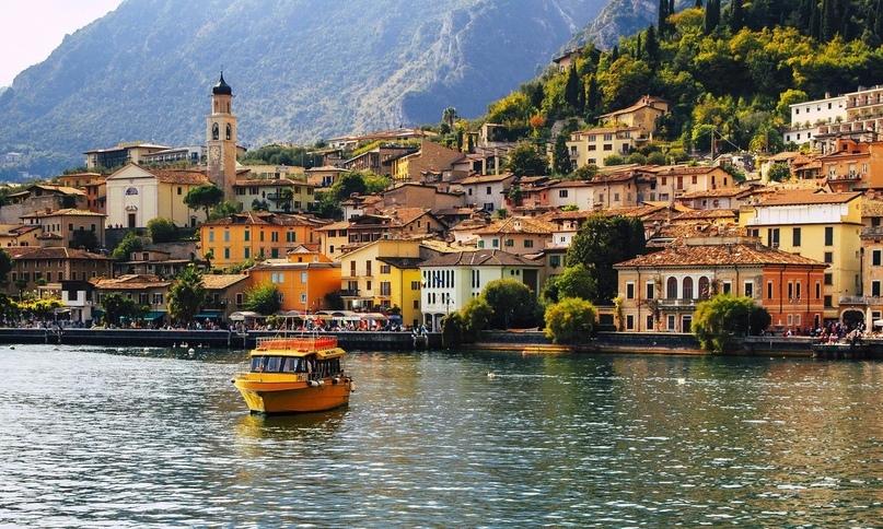 Обзор курорта Гарда (Италия), изображение №1
