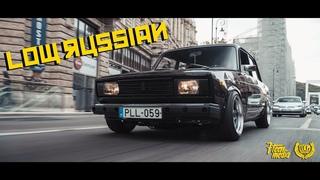#lowrussian | Stanced Lada 2105 | 4K| 7teen media