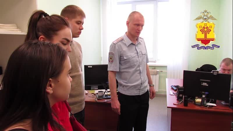 Студ десант @_Пресс-служба МВД по Чув респ