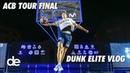Kristaps and Miller in Spain ACB Real Madrid vs Baskonia Dunk Elite Vlog