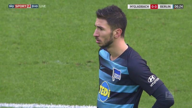 Grujic's Performance On Matchday 21 • 2018/19
