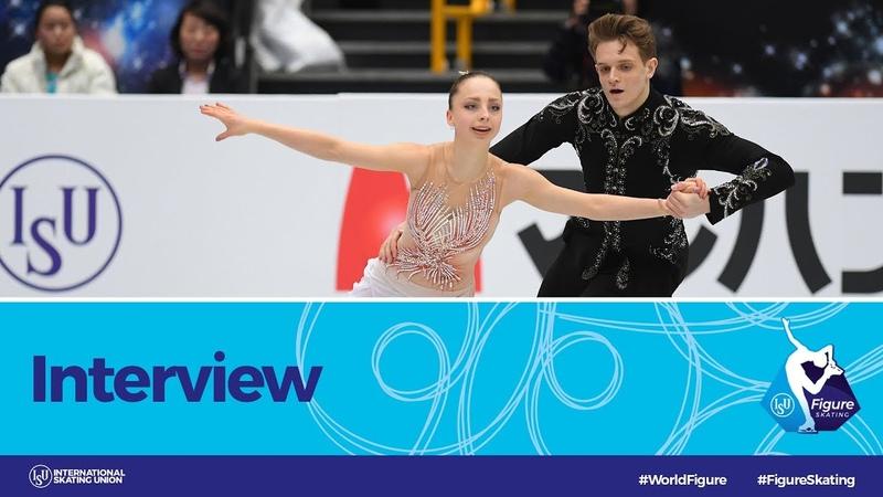 Aleksandra BOIKOVA / Dmitrii KOZLOVSKII (RUS) | Saitama 2019 | WorldFigure