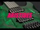 Гитара Aristides первые впечатления