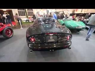 1 of 99 Aston Martin DB AR1 Zagato hardtop supercars walkaround [Techno Classica 2018]
