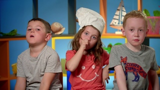 Secret Life of 5 Year Olds on Holiday with Thomas Cook | Cake!