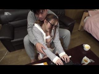 $ Возбудил младшую сестру и ждал реакции |японку|азиатка|минет|секс|teen|asian|japanese|girl|porn|sex|blow_job|heyzo|1680