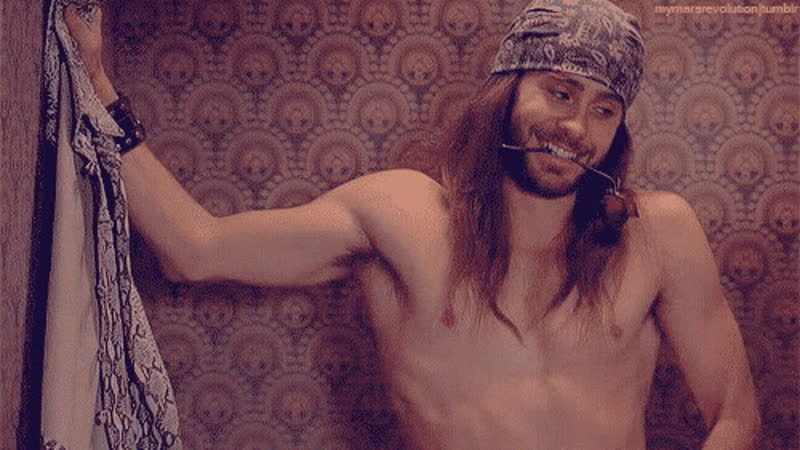 Jared leto sunset strip