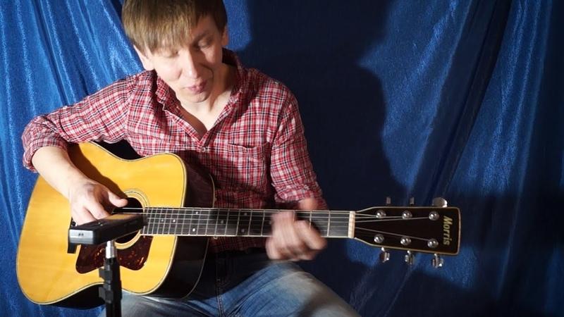 обзор гитары Morris W 30 Japan