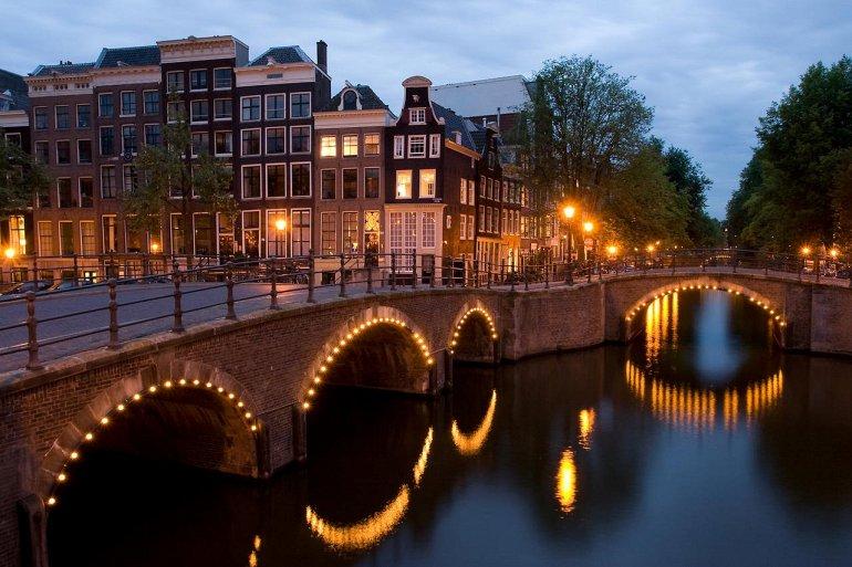 Амстердам. Каналы северной Венеции, изображение №4