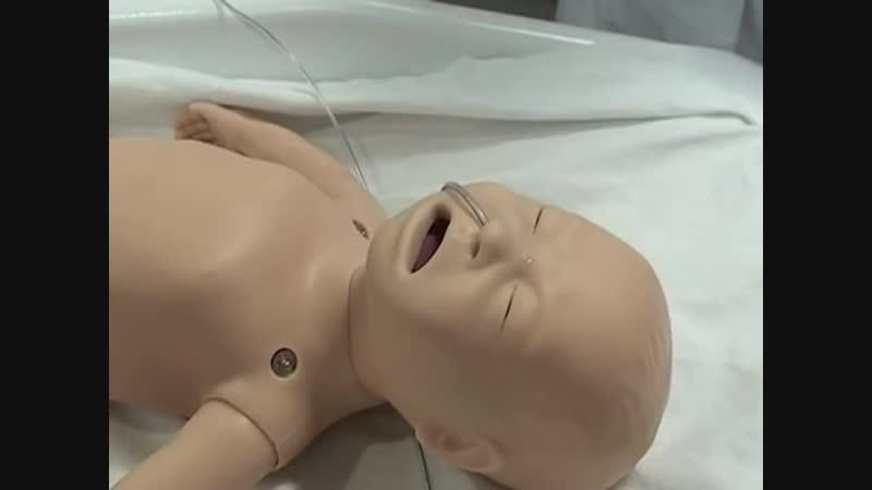 Реанимация новорожденных в родильном зале