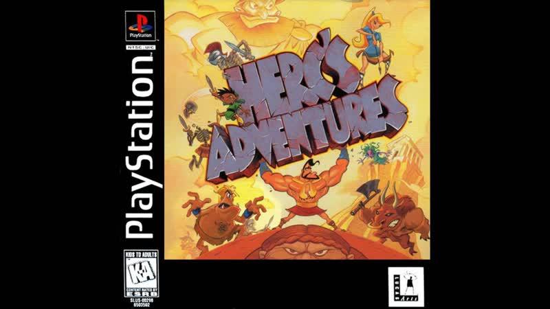 Level 11 Hercs Adventures Soundtrack 13 The land of women