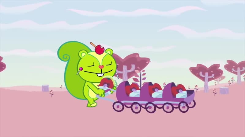 Happy Tree Friends - LOVE-A-THON