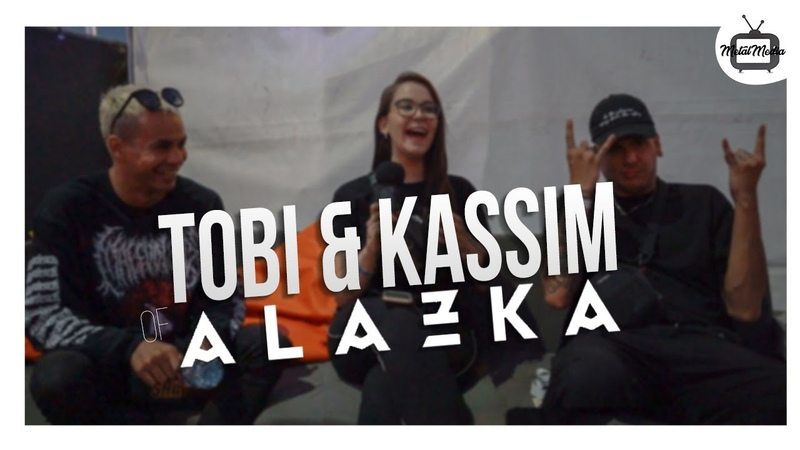 *INTERVIEW* | Tobi and Kassim of Alazka talk about touring Japan, Influences and much more!