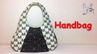 #DIY Handbag | Sewing tutorial | Coudre un sac | Bolsa de bricolaje | |