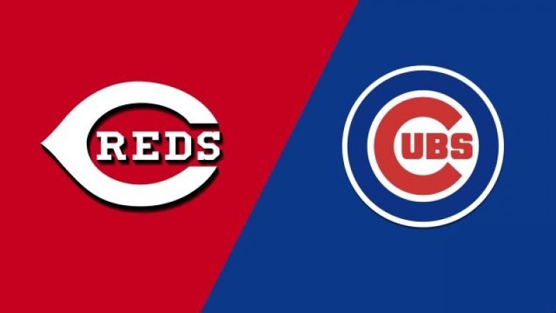 NL 25 08 18 CIN Reds @ CHI Cubs 3 4