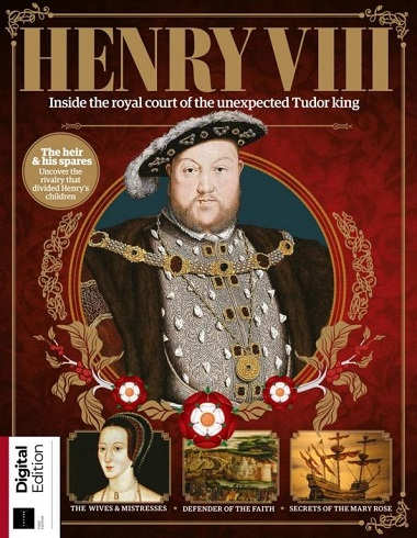 All About History - Book of Henry VIII