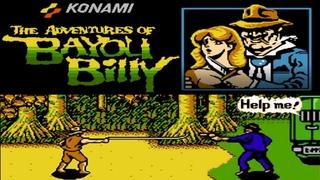 Adventures of Bayou Billy NES - Прохождение (Приключения Байю Билли Денди, Dendy - Walkthrough)