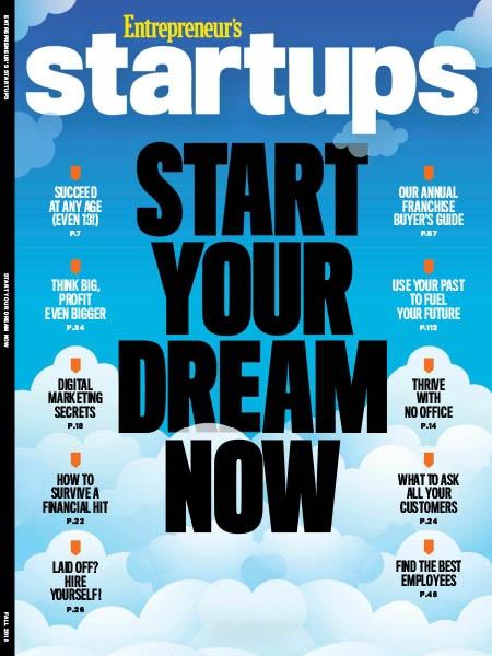 Entrepreneur Startups 2018