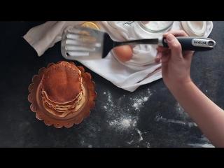 Tefal. Традиционные американские панкейки