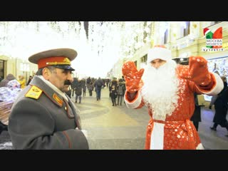 Москва меняется: Новогодняя Москва/ Путешествие в Рождество 2019