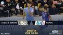 Playoff Serie A Planetwin365 Acqua Sapone vs Lollo Caffè Napoli Semifinale Gara 2