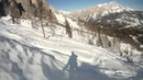 GoPro Skiing the Dolomites Cortina d'Ampezzo