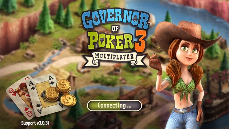 Governor of Poker 3 tutorial - how to claim free poker chips