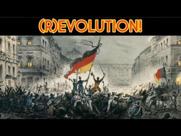 ES IST ZEIT FÜR EINE (R)EVOLUTION!