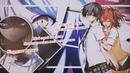 Akuma no Riddle Haru and Tokaku「AMV」 УЗОРАМИ