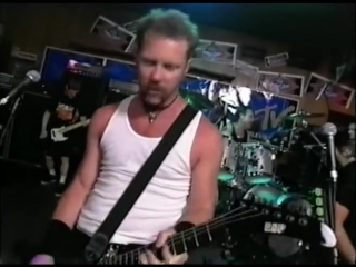 Metallica - MotherLOAD Contest Winner Live Gig (1996)