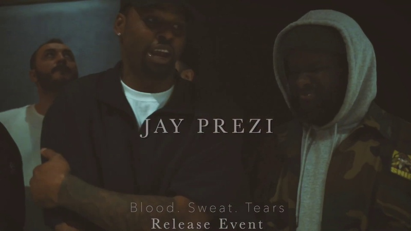 Jay Prezi - God Flow (Ft. Bodega Bamz)