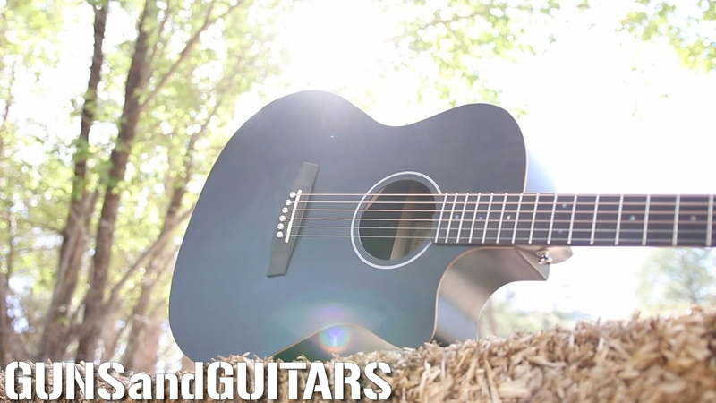 This CHEAP guitar BLEW MY MIND (for less than $300) Schecter Deluxe Acoustic ReviewDemo