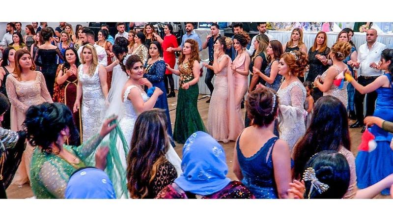 Imad Selim - Jihad Wesal - Part07 - Ross Deko - Kurdische Hochzeit by Dilocan Pro