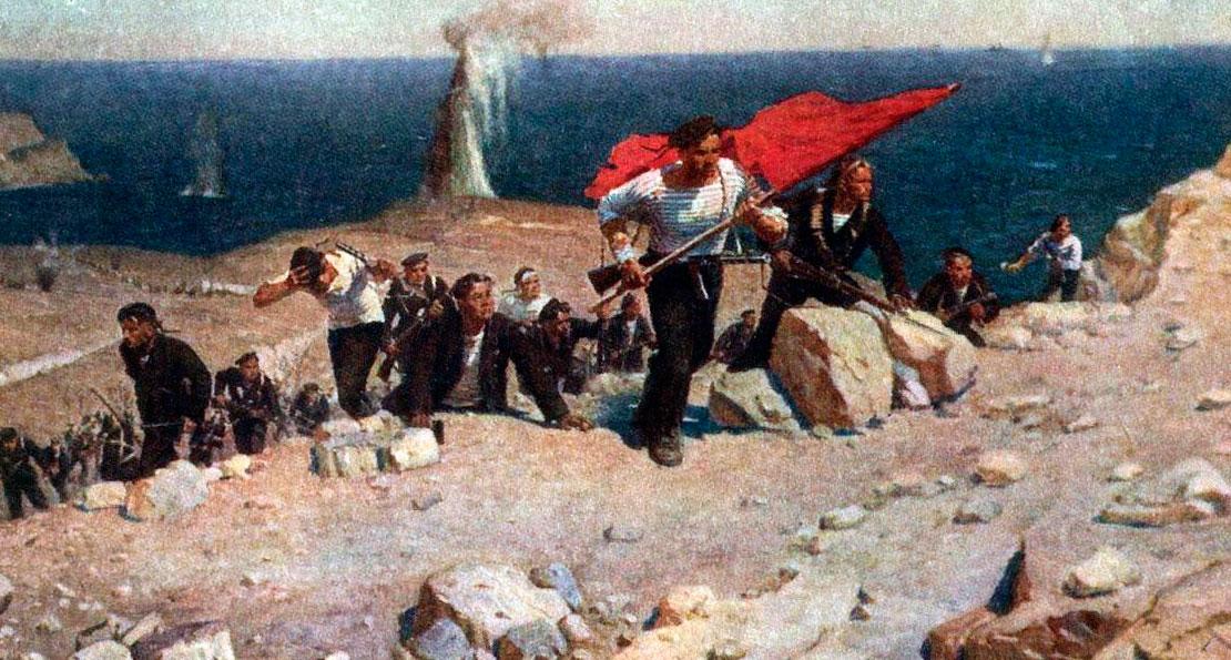 Севастопольцы