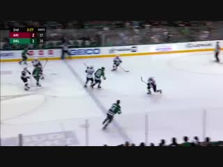 Stars Brett Ritchie Given Game Misconduct For Dangerous Hit On Alex