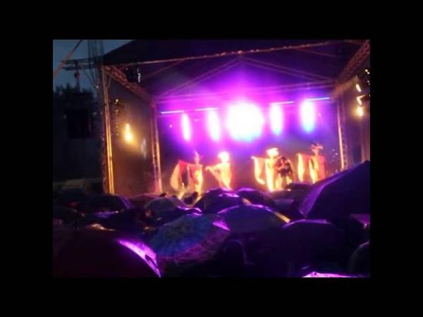 Ryčio Cicino koncertas Jūžintų kraštiečių šventėje 2014 m.