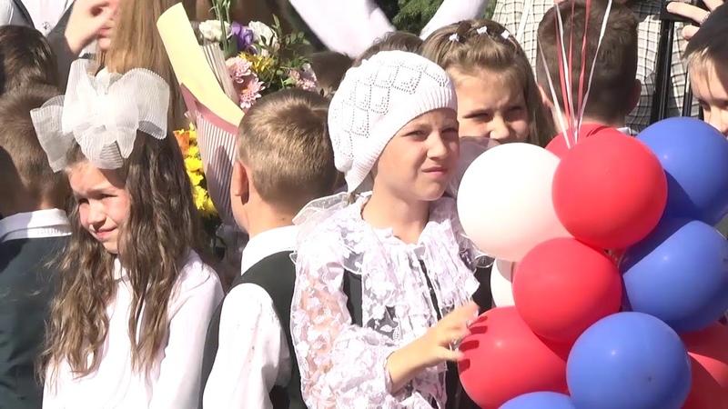 2 сентября православная гимназия во имя свт. Василия Рязанского встретила День знаний.