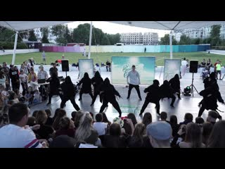 SUMMER GROOVE DANCE CAMP 2019 | ПАРАДОКС | BEST TEAM SHOW