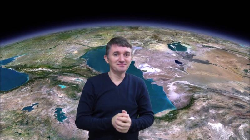 DEAF Каспийское море история