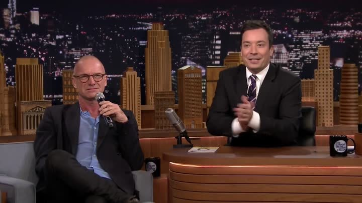 Sting Sings Cellphone Ringtones, Then Records Voicemail Message for Fan