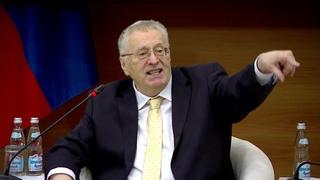 Жириновский признался о существовании  СССР в настоящее время!